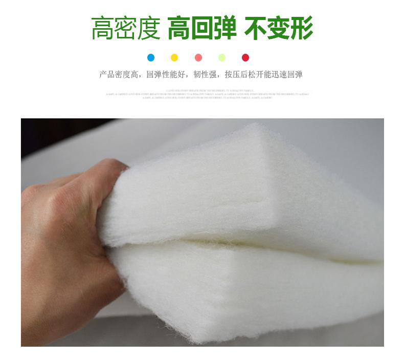 莲盛聚酯纤维棉细节图